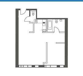 Стоимость услуги для 2-х комнатной квартиры