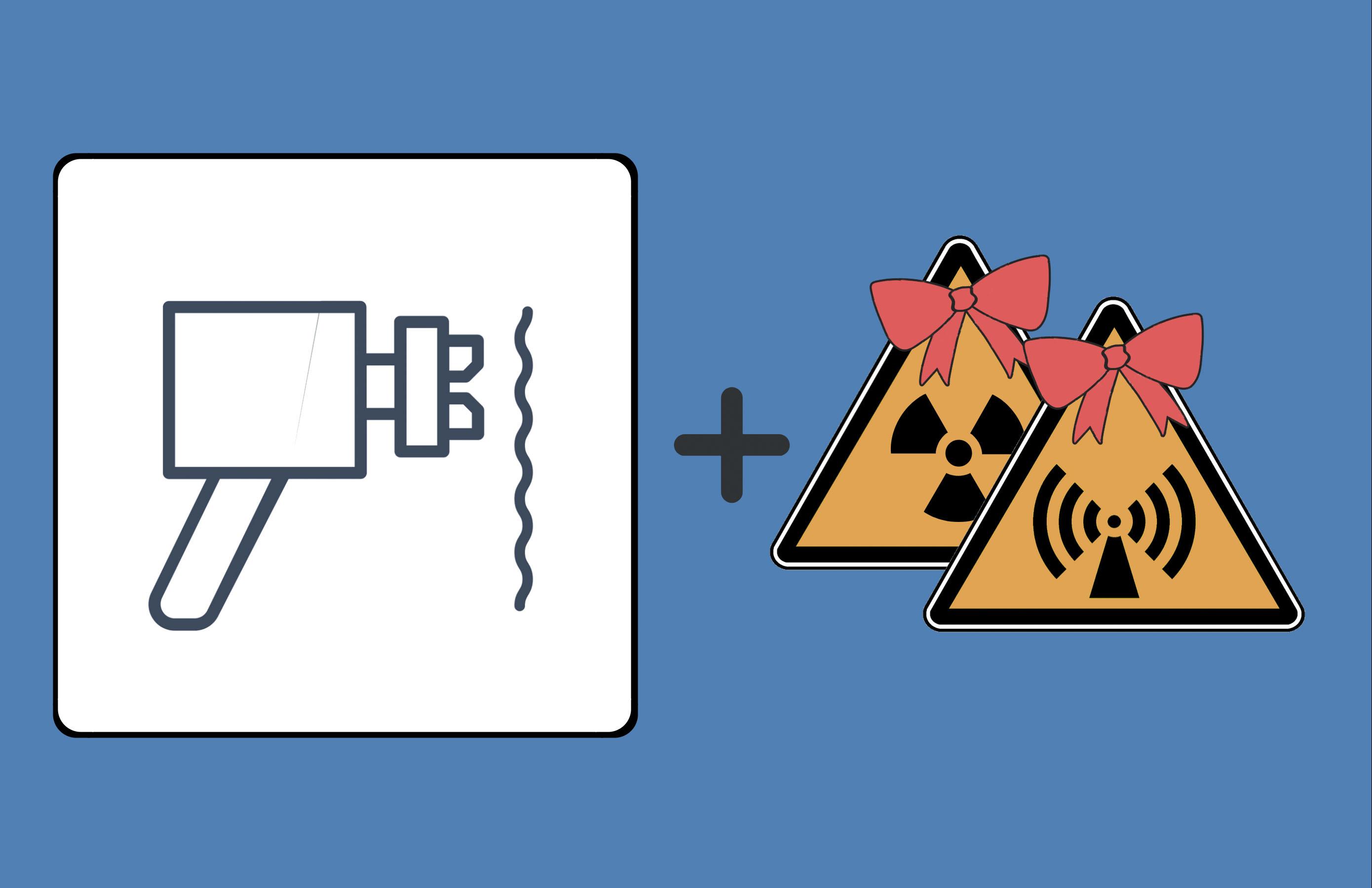 Замеры ЭМИ и радиации в подарок!