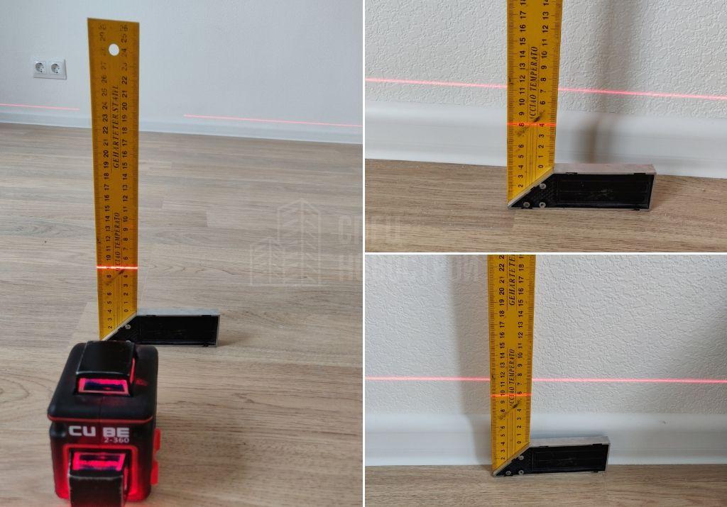 перепад уровня пола 18 мм