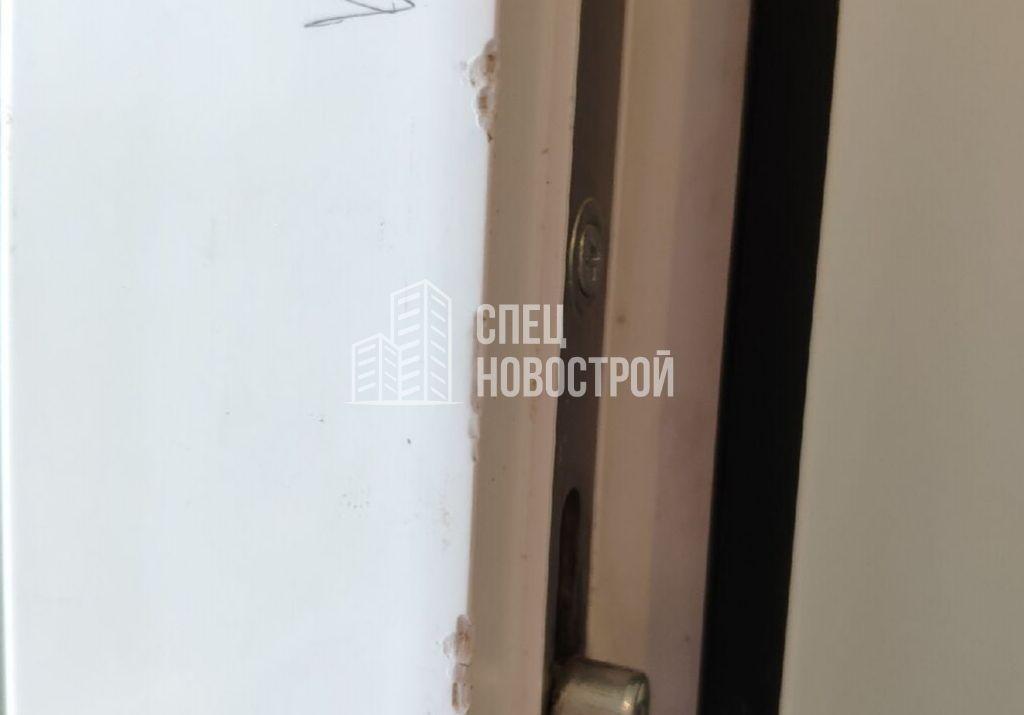 сколы на профилях балконного блока