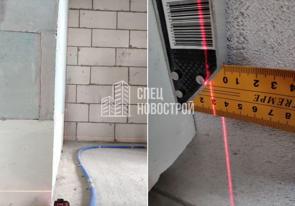 отклонение стенки короба вентиляционной шахты от вертикали 29 мм