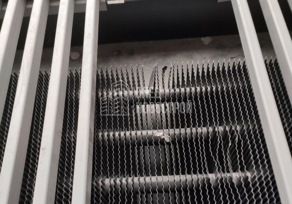 замяты соты отопительного прибора