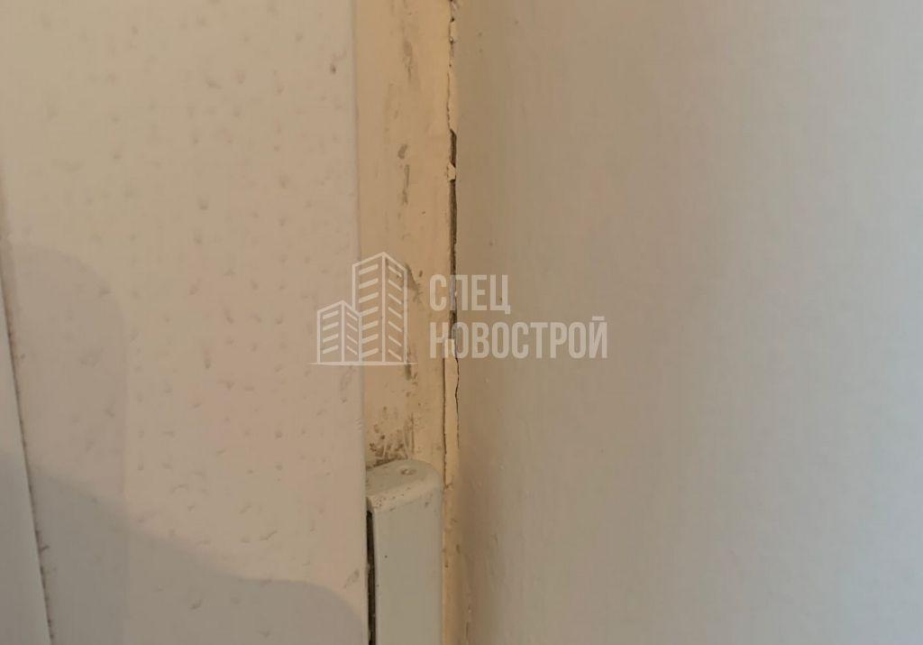 трещины на примыкании оконного блока к откосам