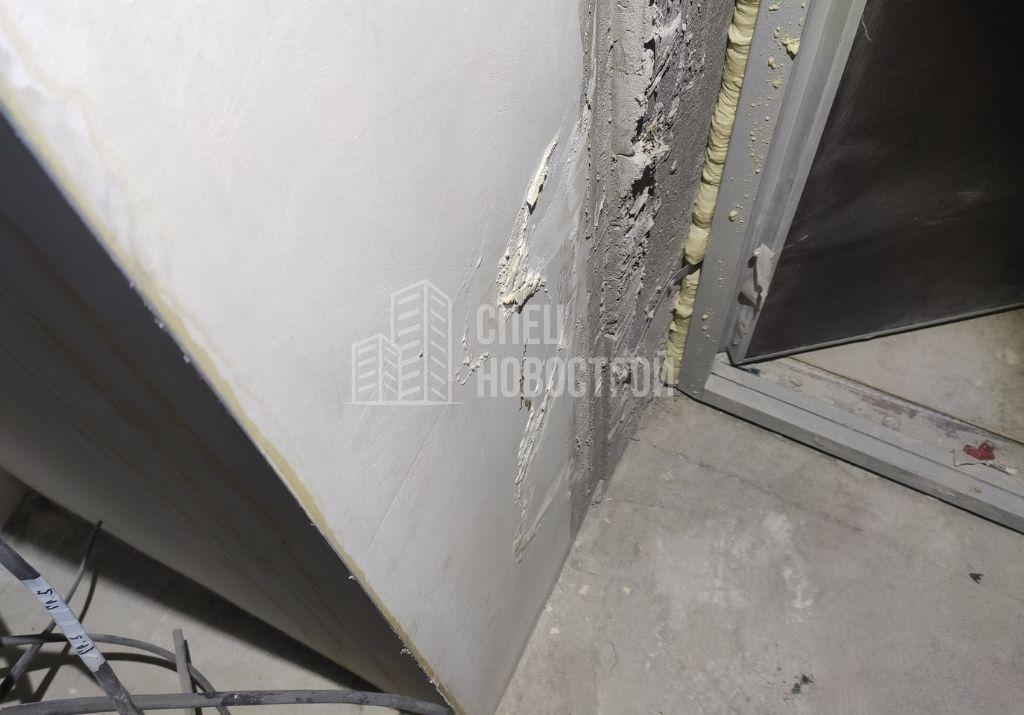 вздутия шпатлёвки на стенах