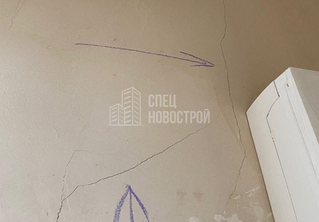 трещины на оштукатуренных поверхностях стен
