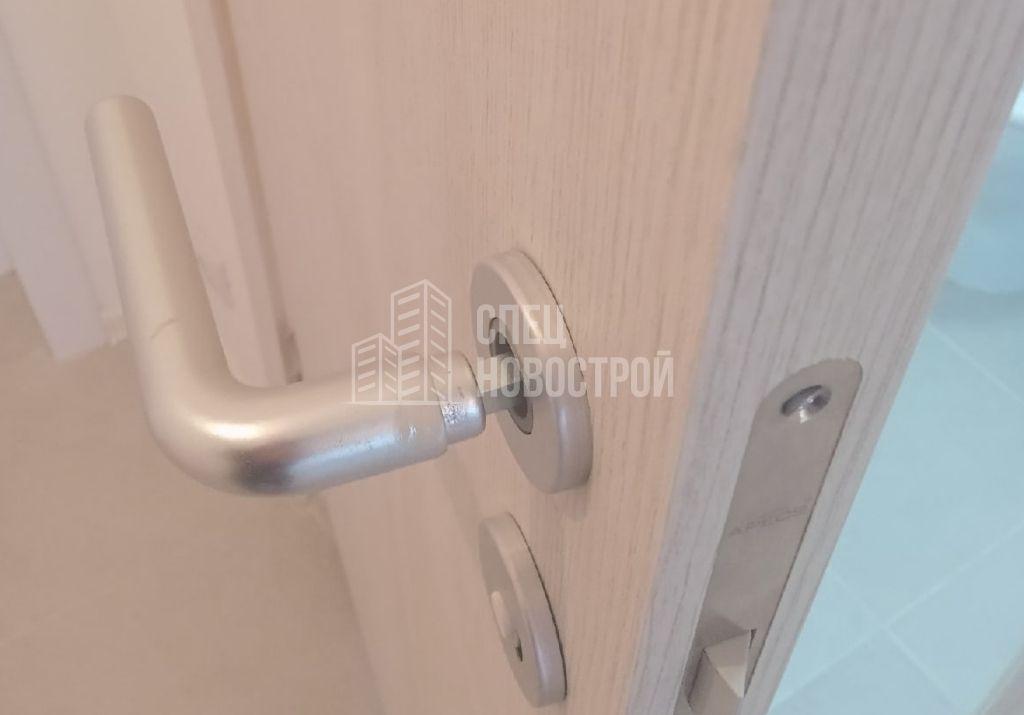 ручка межкомнатной двери не закреплена