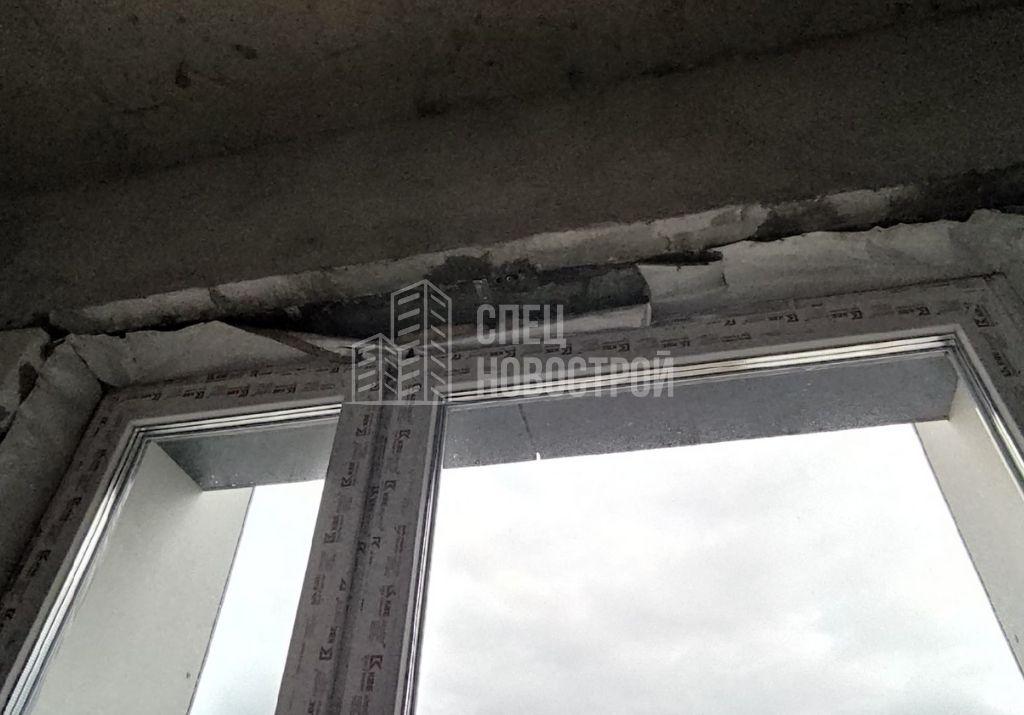 порвана пароизоляционная лента