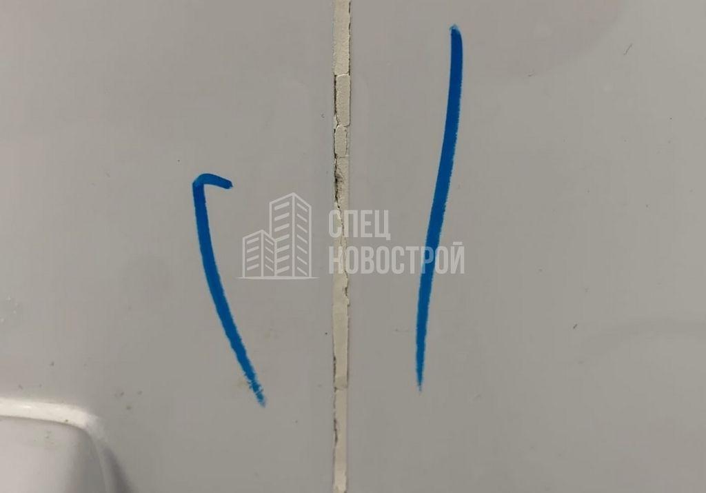 трещины в затирке швов настенной плитки