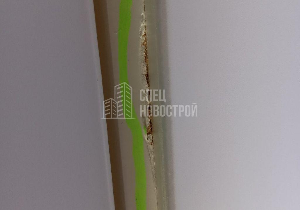 повреждение ламинации полотна межкомнатной двери